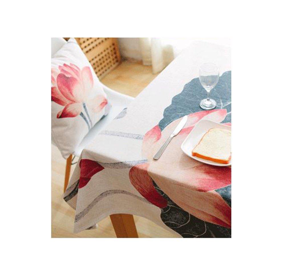 GYP Tischdecke Tischdecke Tischdecke Tischdecke Blume Tischdecke Tischdecke Tischdecke ( Farbe : A , größe : 100*140cm ) 37d184