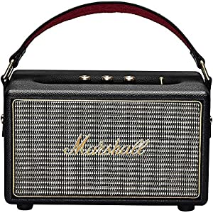 Marshall Kilburn 4091189 Portable Speakers Wired and Wireless Bluetooth Speaker (Black)