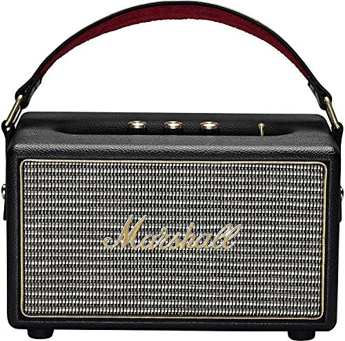 Marshall Kilburn – Altavoz portátil (100 DB, 70 W, Bluetooth), negro