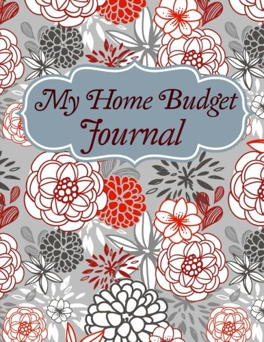 My Home Budget Journal (Weekly Bill Planner with Financial Goal ...
