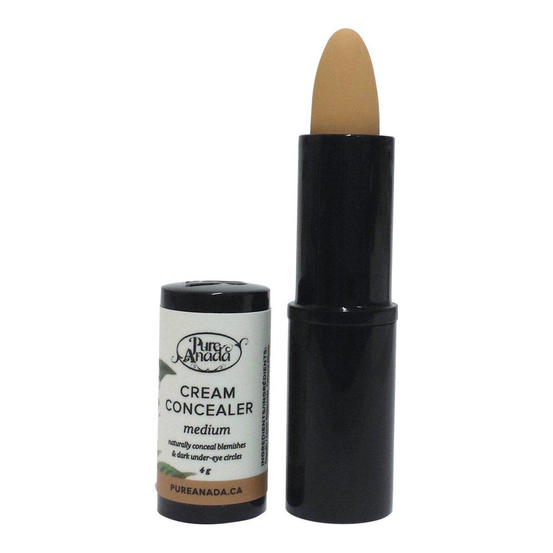 Pure Anada Cream Concealer Medium