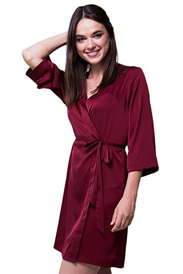 High Quality Bridesmaid set of 9 robes gowns bride robe wedding party robes