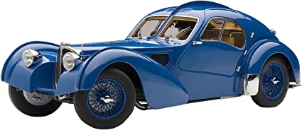 1:18 Solido Bugatti 57 SC Atlantic 1938 blue