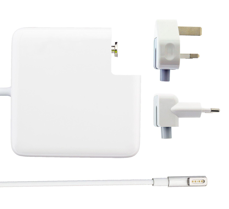 KYTD Compatible para Macbook Pro Conector Magsafe L Shape de 85W - Funciona con MacBooks de 45W / 60W / & 85W de 15