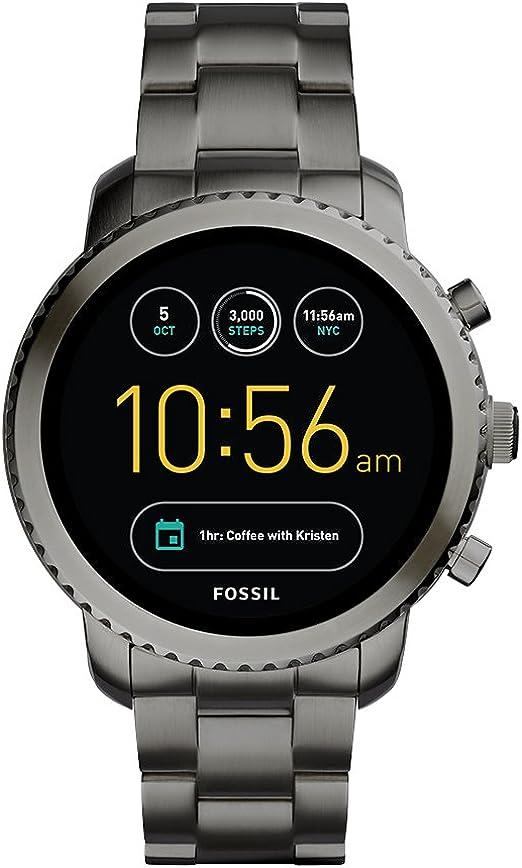 zubehör fossil smartwatch q 3 gen