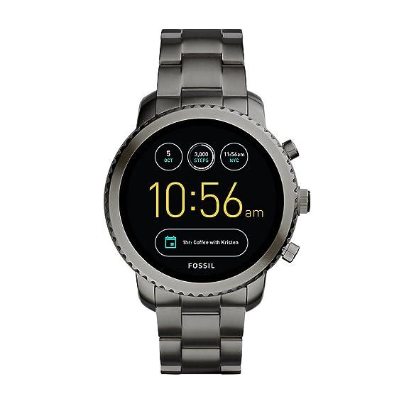 4c43220d005 Gen 3 Fossil Smartwatch Explorist Gunmetal