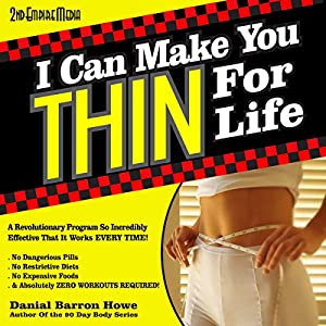 I Can Make You Thin for Life Audiobook