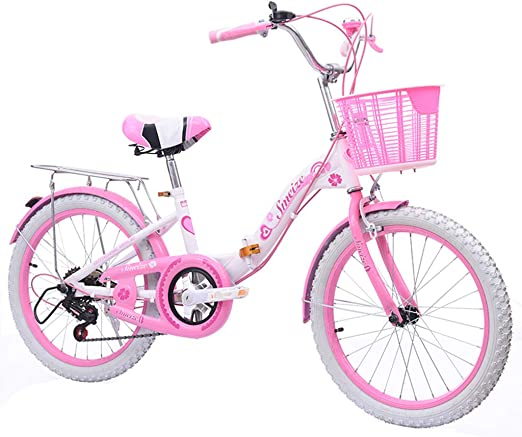 Bicicletas infantiles Plegable de una Sola Velocidad con Freno ...