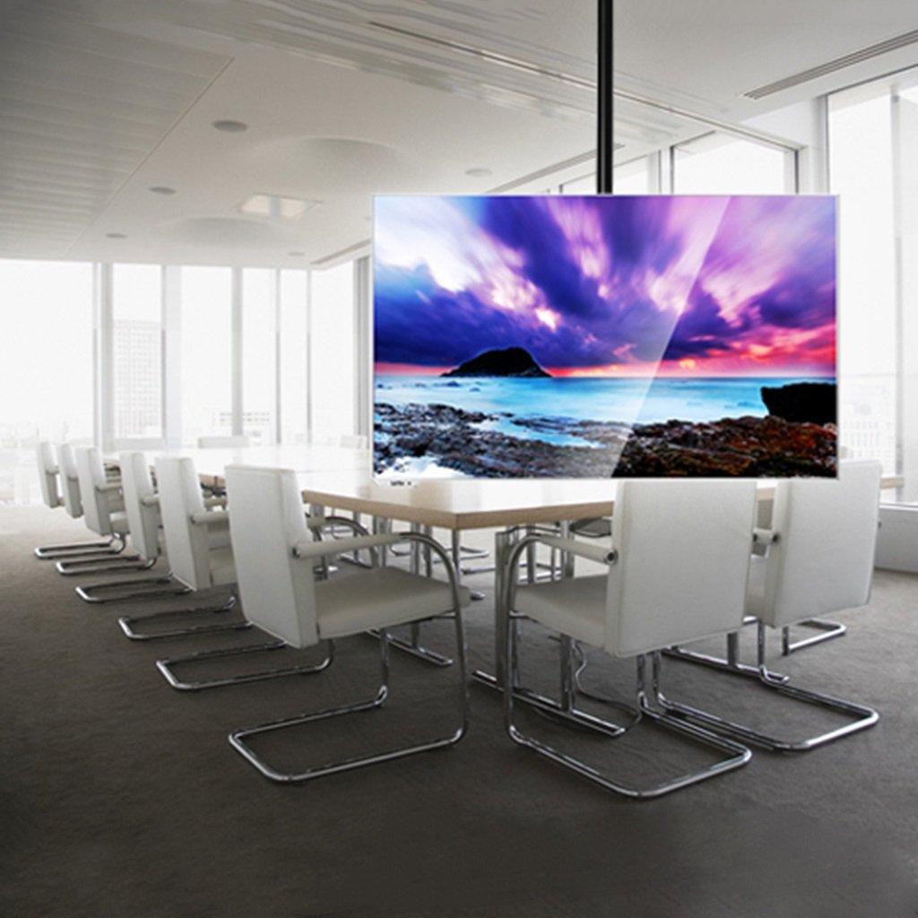 SUBBYE Höhenverstellbare Decke Tv Halterung Tilt Rotierende ...