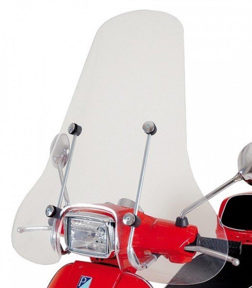 Vespa - Cartel estación Protección Parabrisas para roller S ...