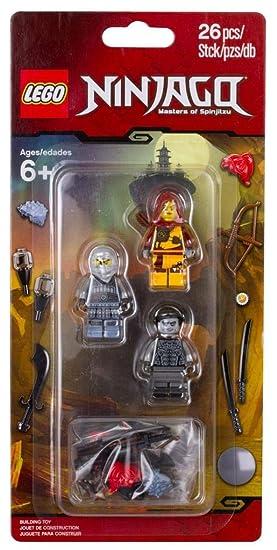 LEGO Ninjago Accessory Set 26pieza(s) Juego de construcción - Juegos de construcción (6 año(s), 26 Pieza(s))