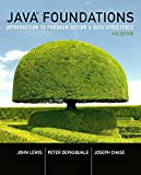 #10: Java Foundations: Introduction to Program Design and Data Structures (4th Edition)