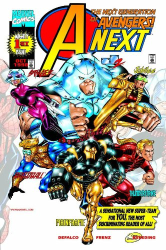 Download Spider-Girl Presents Avengers Next, Vol. 1: Second Coming (Spider-Man, New Avengers) ebook