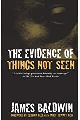 Evidence of Things Not Seen Paperback