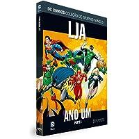 DC Graphic Novels. Liga da Justiça. Ano Um. Parte 1