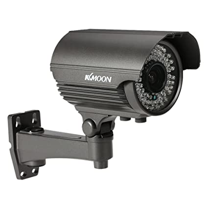 KKmoon AHD 960P Bullet CCTV Analog Camera 2.8-12mm Varifocal Lens Night Vision