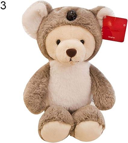 32 Inch Plush Teddy Bear Toy Christmas Gift Stuffed Animals Cuddly Bear Beige
