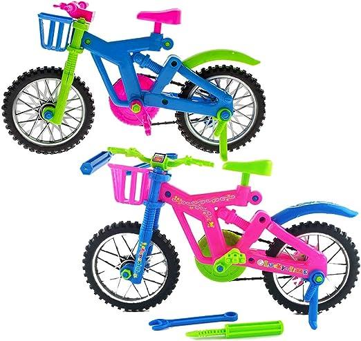 Ingrirt5Dulles - Bicicleta de simulación de Dibujos Animados para ...