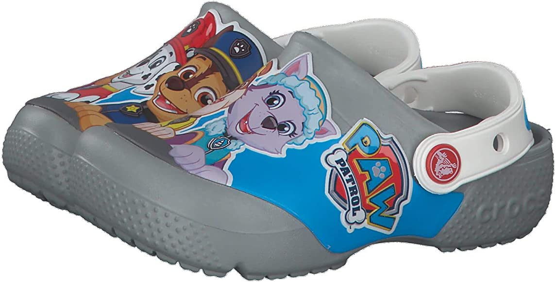 Crocs Baby Kids' Paw Patrol Clog Slip