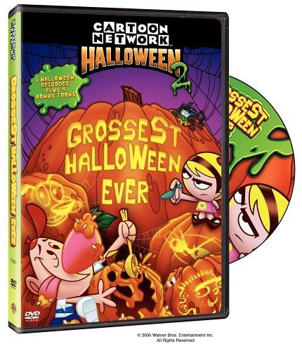 Cartoon Network Halloween 2 - Grossest Halloween Ever by Turner