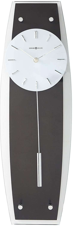Amazon Howard Miller 625 401 Cyrus Wall Clock Home Kitchen