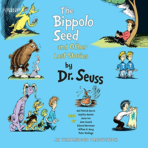 The Bippolo Seed and Other Lost Stories -