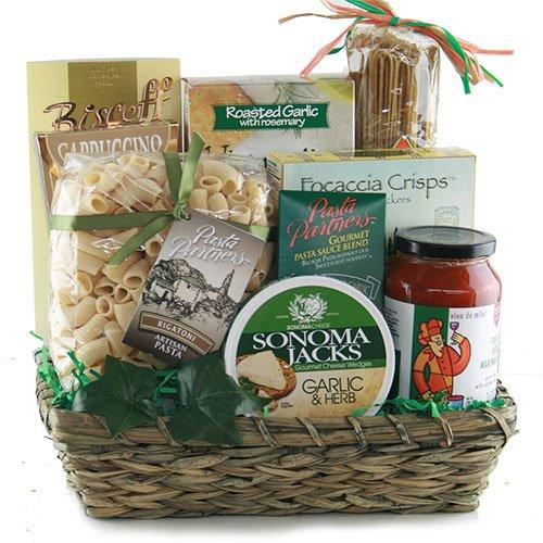 Dinner for Two - Italian Gift Basket (Dinner Basket)