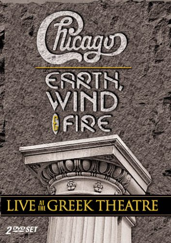 Chicago / Earth Wind & Fire: Live at the Greek Theatre by Alfred Music