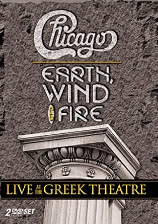 Chicago and Earth, Wind & Fire: Live at the Greek Theatre [USA]