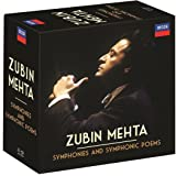 Zubin Mehta: Symphonies and Symphonic Poems