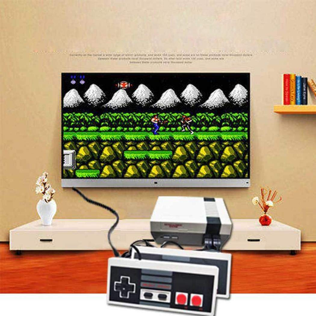 Lanbter NES Built in 620 Games AV Out Mini Classic EditionVideo Game Console Handheld Games by Lanbter (Image #1)