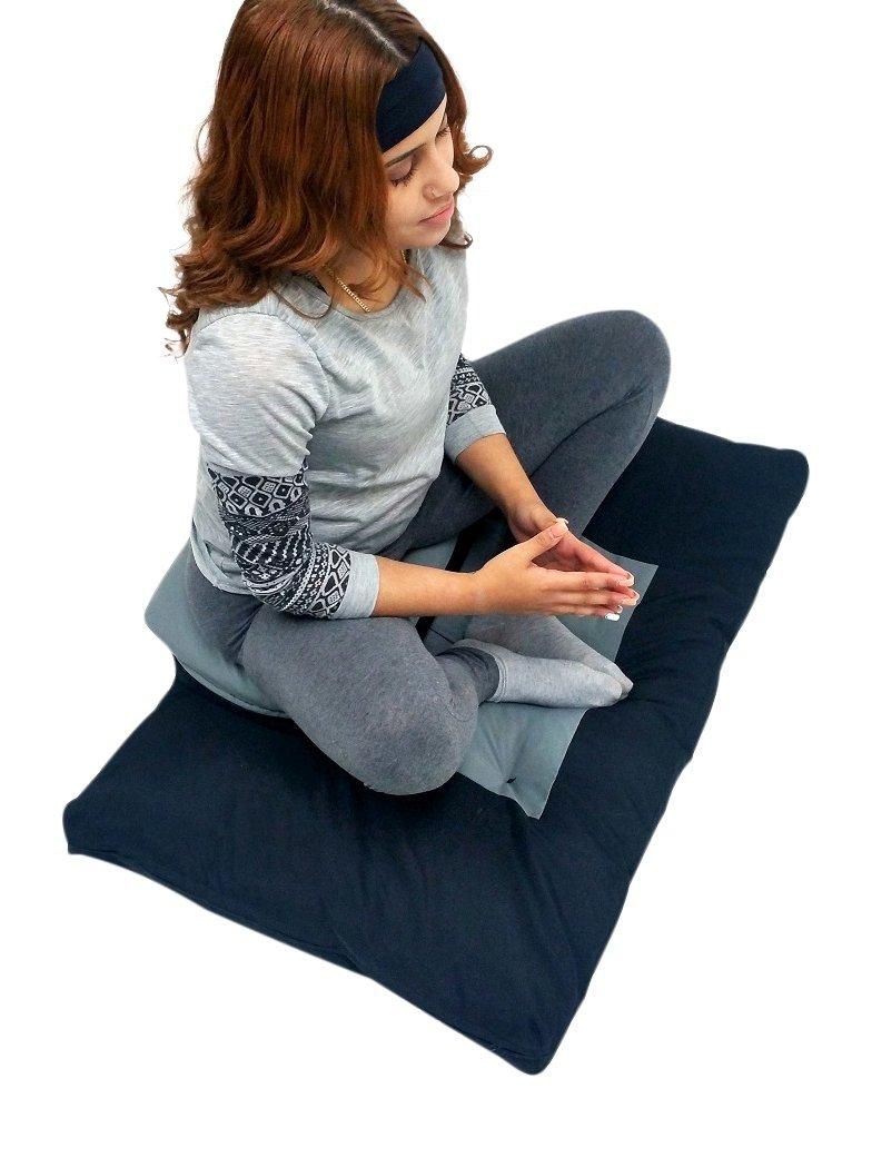 Zabuton Zafu for Yoga and Meditation