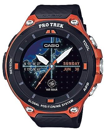 Amazon.com: CASIO Smart Outdoor Watch ProTrek Smart GPS ...