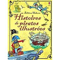 Histoires de pirates illustrées