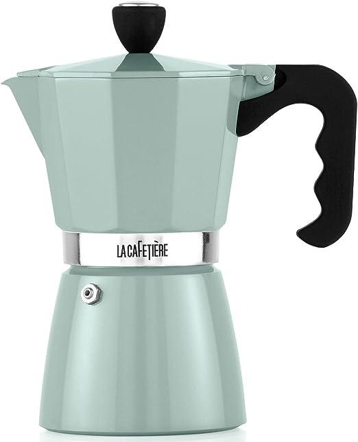 La Cafetiere - Percolador de café espresso clásico (6 tazas ...