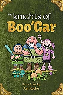 Book Cover: The Knights of Boo'Gar