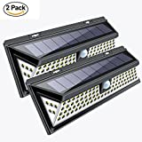 Motion Sensor Light, Mworld Solar Lights Outdoor 90 LEDs, Wireless Waterproof Security Light, Solar Lights for Garden, Patio, Yard, Driveway, Garage, Porch, Pathway