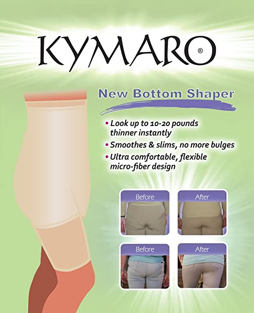 155652bf02 Kymaro New Bottom Shaper at Amazon Women s Clothing store  Beauty Products