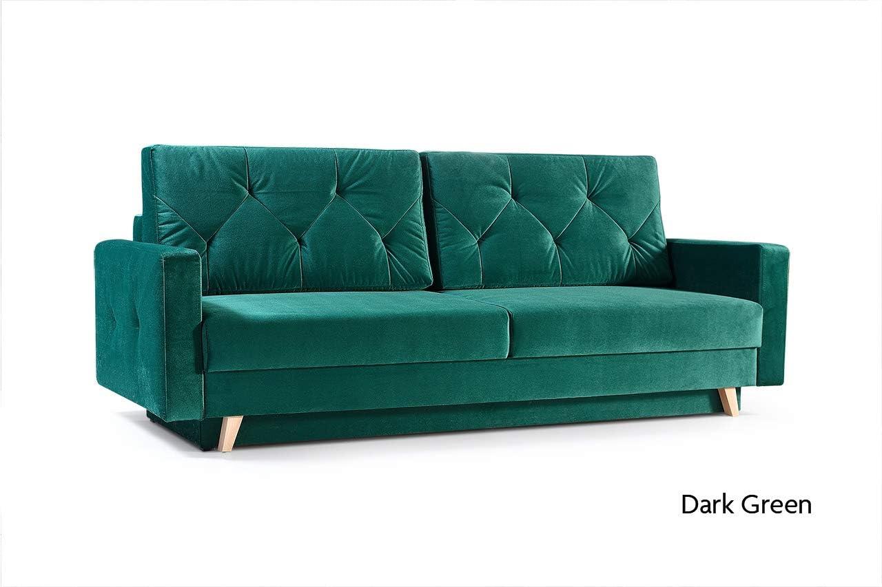 Mhf Marcos - Zona de dormir para sofá (229 x 92 cm, 3 ...
