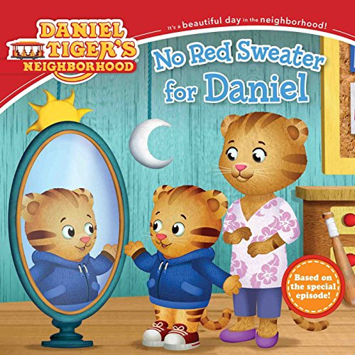(No Red Sweater for Daniel (Daniel Tiger's Neighborhood))
