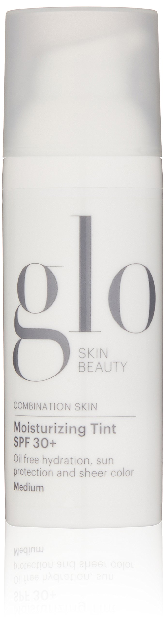 Glo Skin Beauty Moisturizing Tint SPF 30+ in Medium | Tinted Face Moisturizer with Sunscreen | 4 Shades, Dewy Finish by Glo Skin Beauty