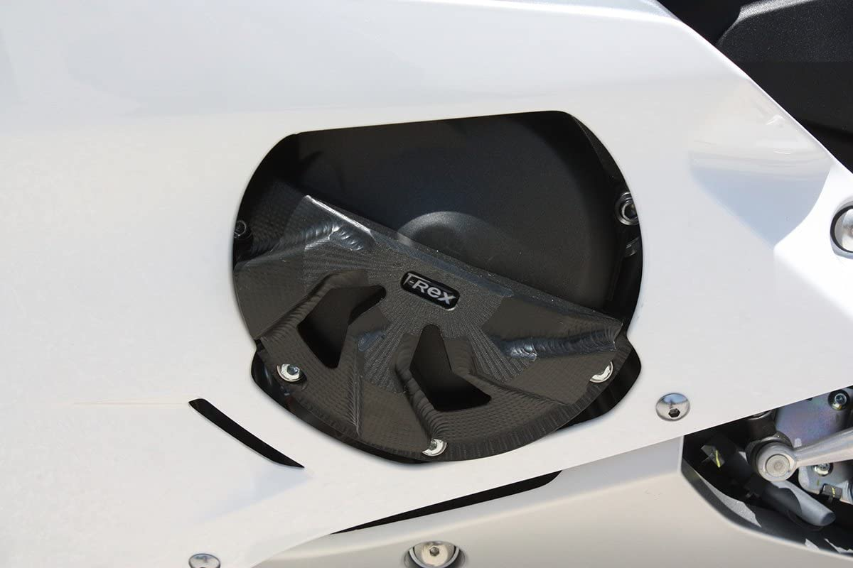 T-Rex Racing 2017-2019 Yamaha YZF-R6 Frame Front Rear Axle Sliders Case Cover Fender Spools