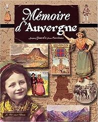 Mémoires d'Auvergne par Jacques Gimard