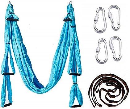 Amazon.com: EverKing - Columpio de yoga aéreo - Hamaca de ...