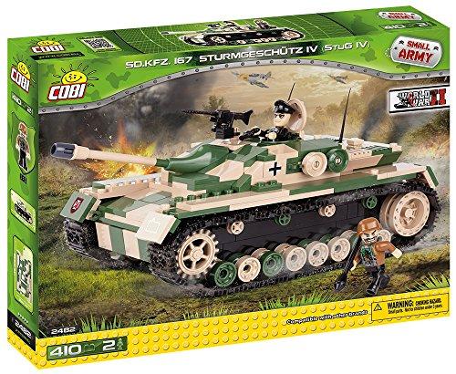 COBI Small Army Stug IV Vehicle