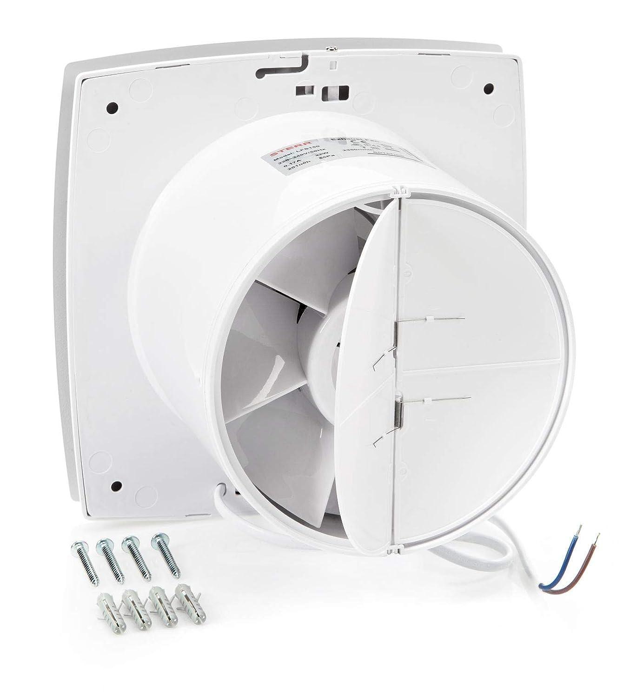 LFS150 Ruhiger Badezimmerl/üfter 150 mm STERR