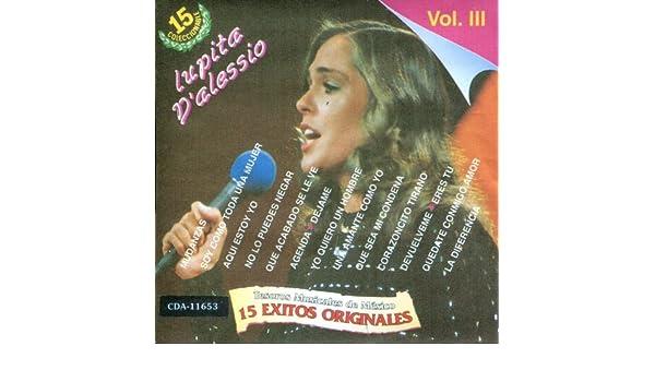 15 Exitos de Lupita Dalessio Volume III by Lupita DAlessio on Amazon Music - Amazon.com