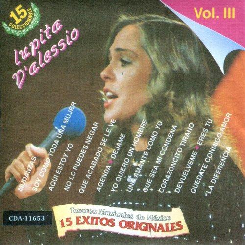 ... 15 Exitos de Lupita Dalessio .