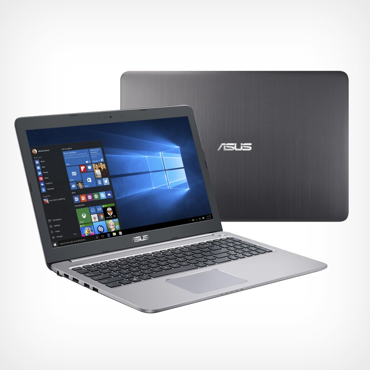 ASUS K501UX Smart Gesture Windows 7