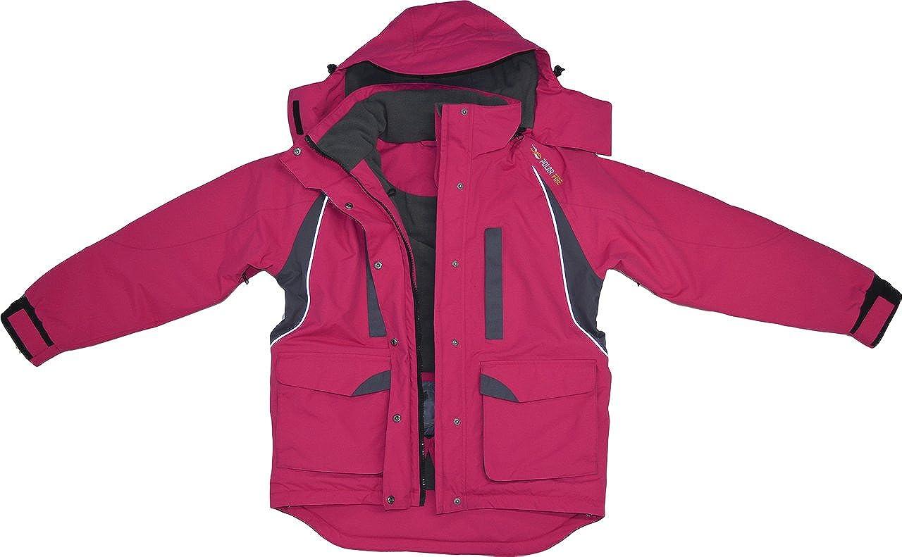 Amazoncom Ht Polar Fire Jacket Womens Includes Free